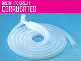 Breathing Circuit Corrugated